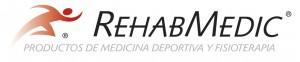 logo horizontal RehabMedic + claim