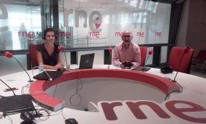 Entrevista, RNE, Miguel Ángel Oroquieta, franquiciar