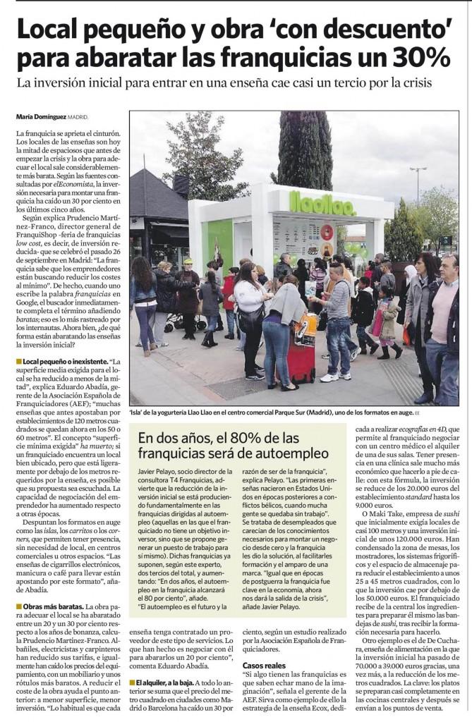 El Economista 11.10.13