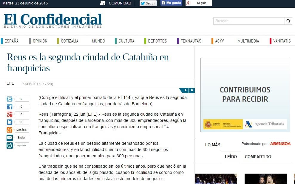 Franquicias Cataluña