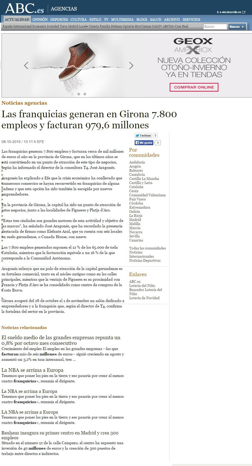 Franquicias en Girona