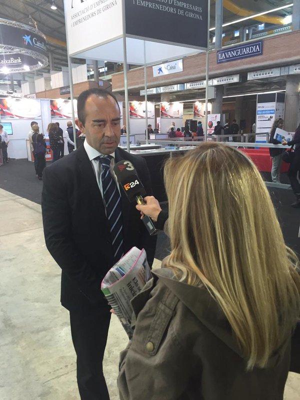 Entrevista en TV3 T4 Franquicias