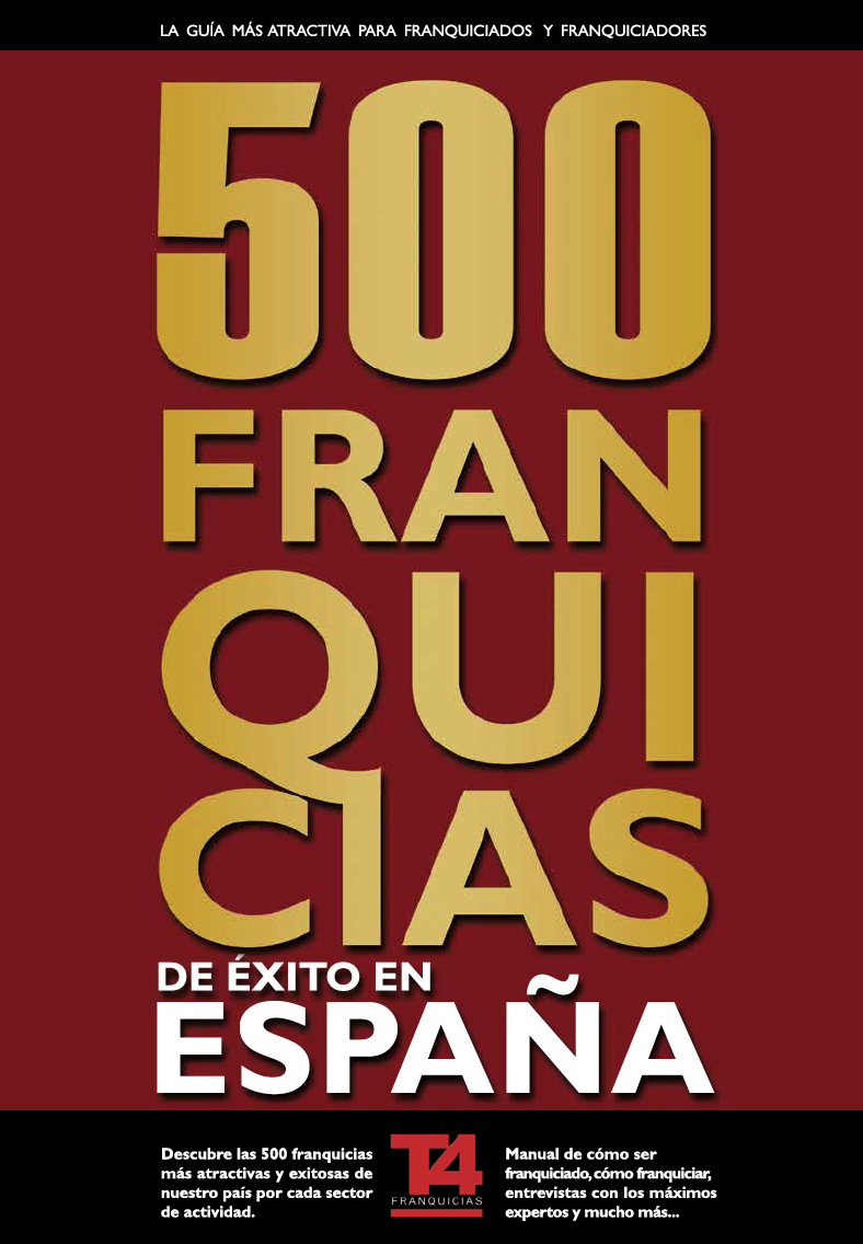 La Guía 500 franquicias de éxito