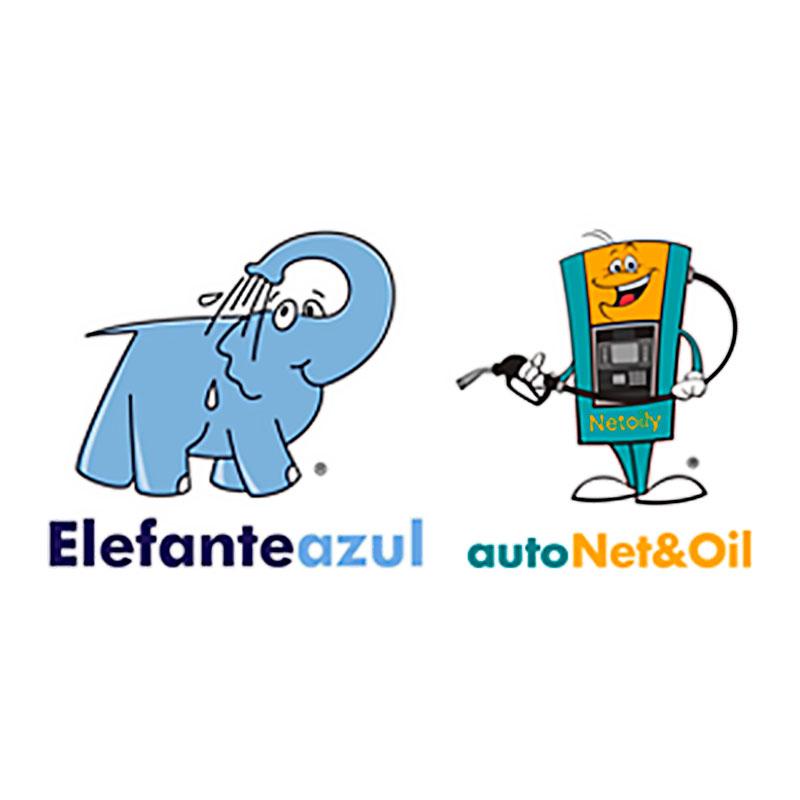 AutonetOilElefanteAzul