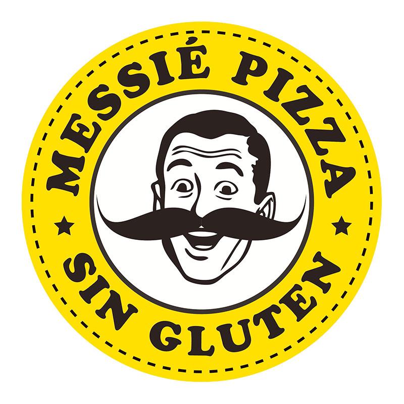 Messie Pizza sin Gluten