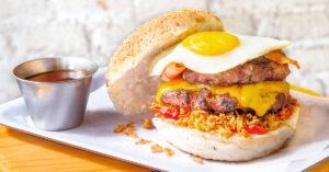 Oval Burger, la hamburguesería DIY