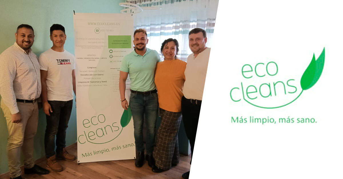 Ecocleans franquicia Sabadell
