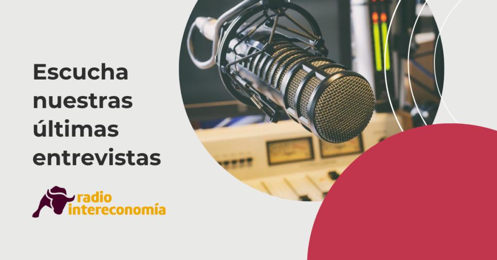 Entrevistas en Radio Intereconomía 2
