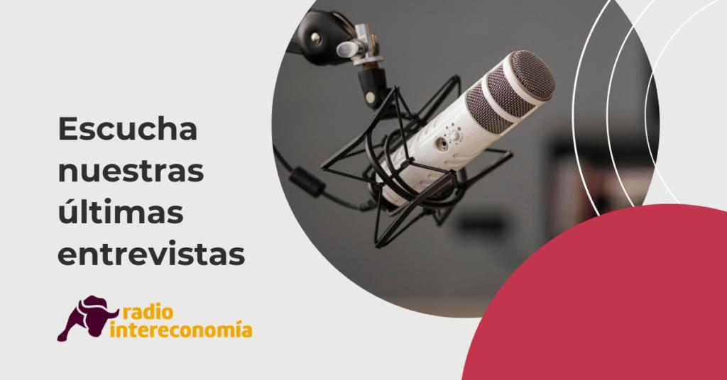 Entrevistas radio intereconomia