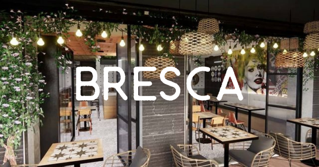 Bresca restaurante en Almería