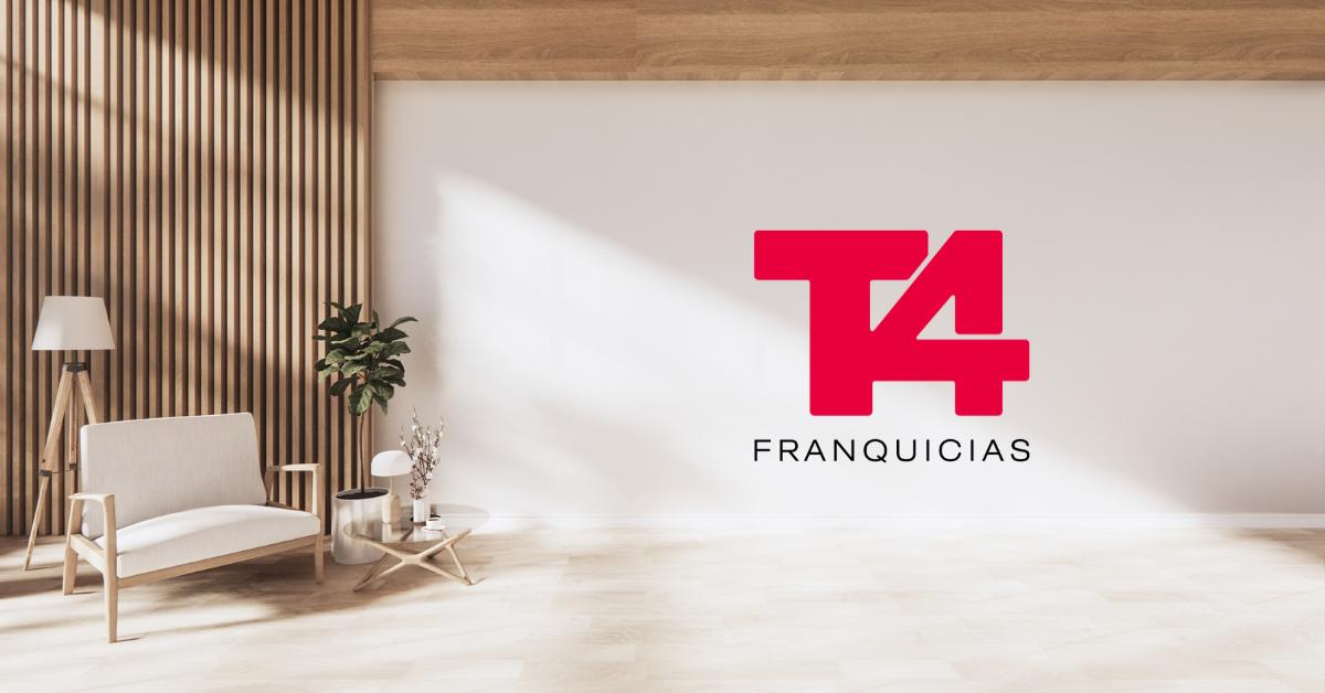 T4 Franquicias departamento de interiorismo y reforma de locales